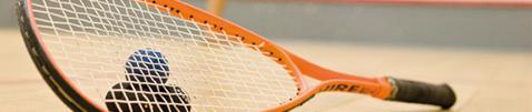 Squash toernooi